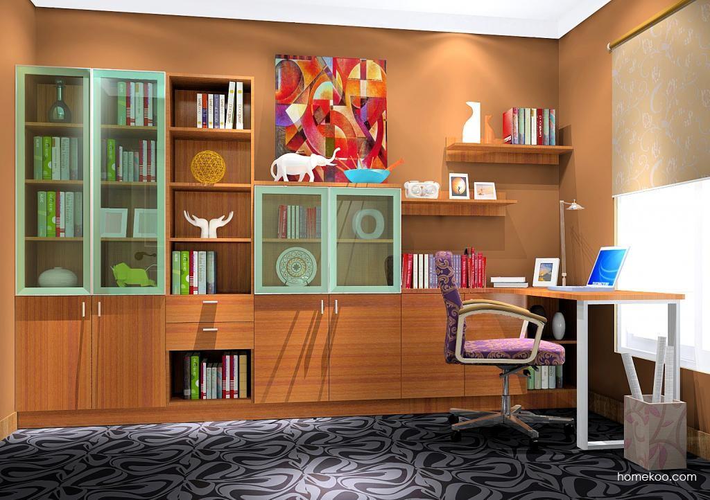 书房家具C0367