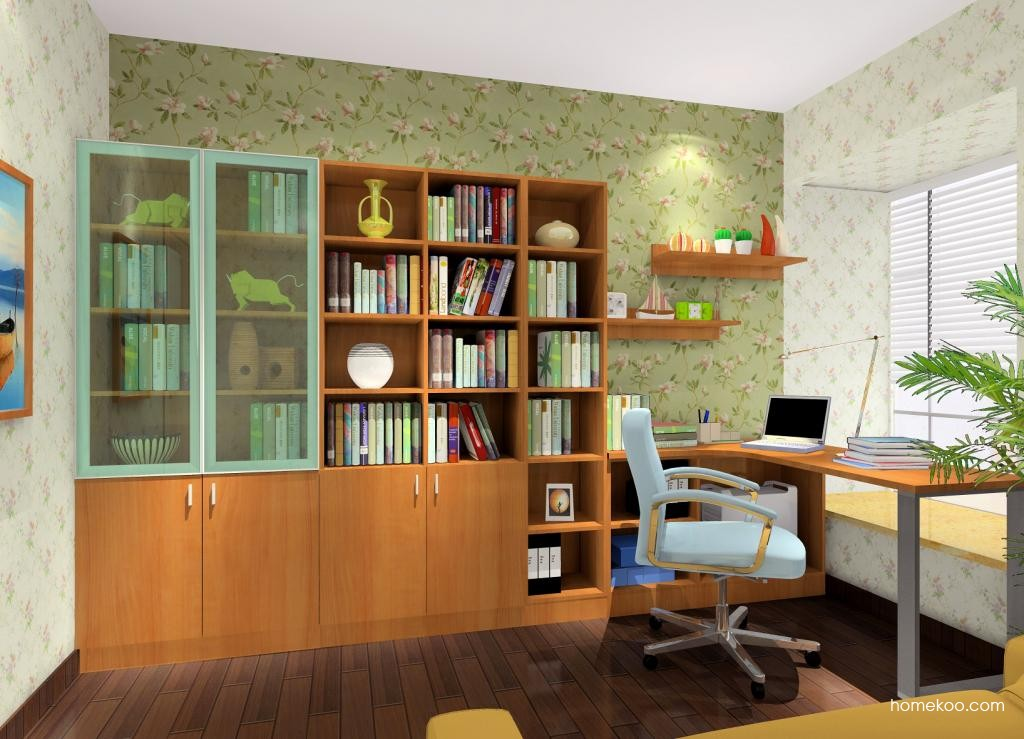 书房家具C8658