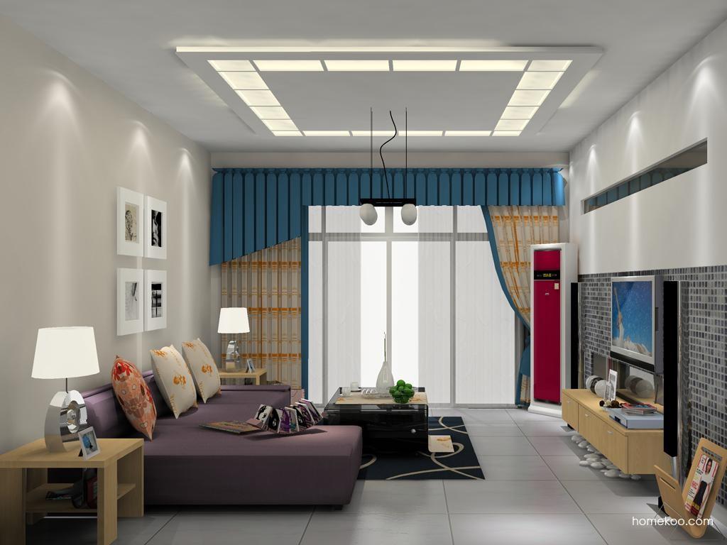 新实用主义客厅家具D11581