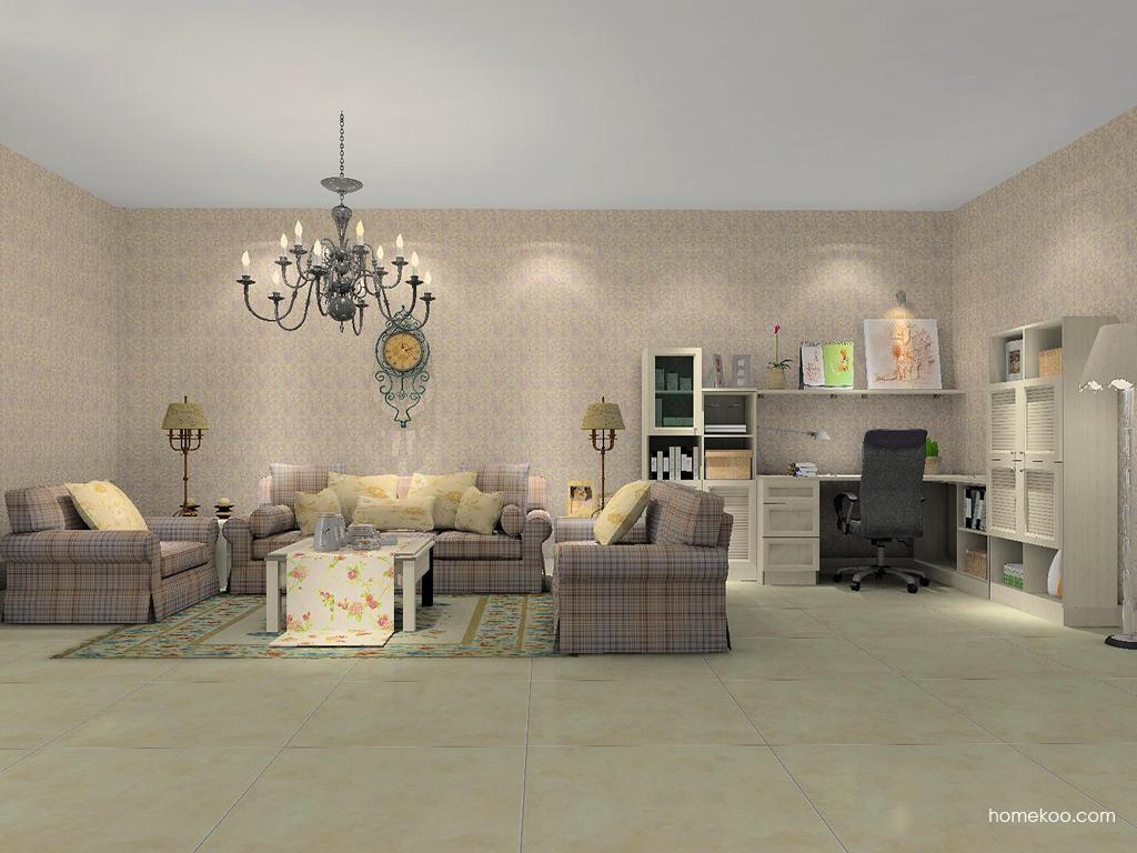 英伦印象客厅家具D11582