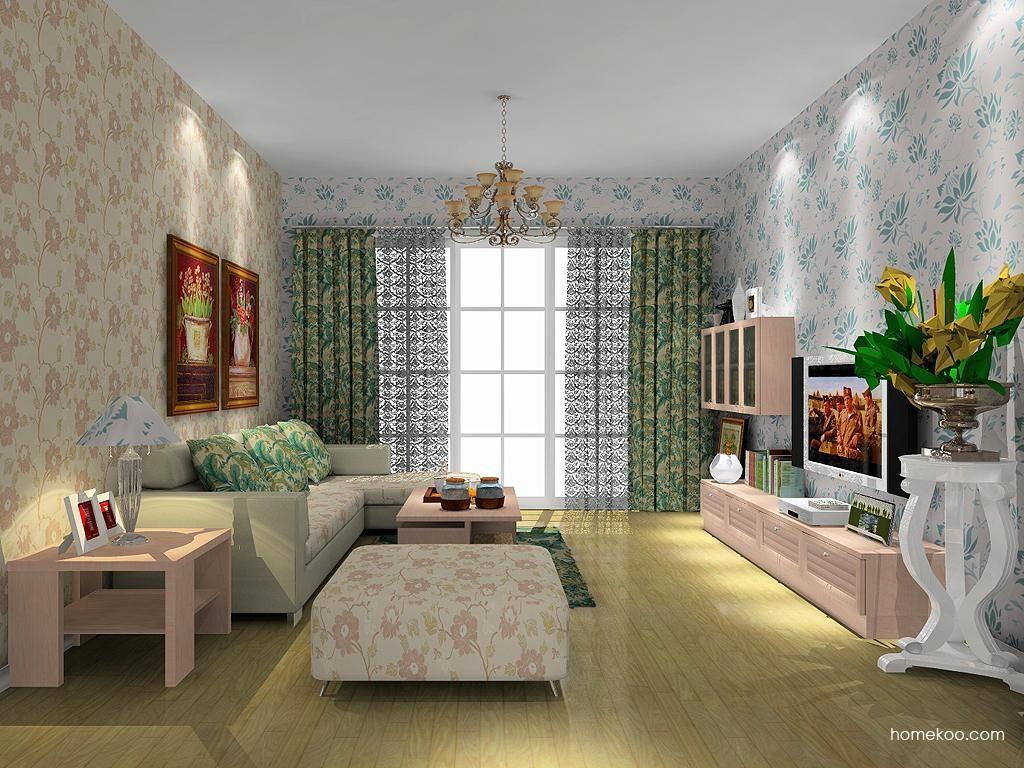 北欧阳光客厅家具D11607