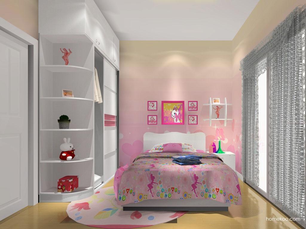 女孩的梦青少年房B11432