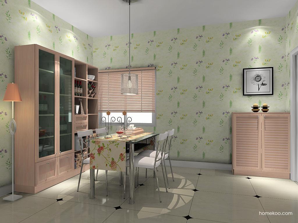 北欧阳光餐厅家具E9824