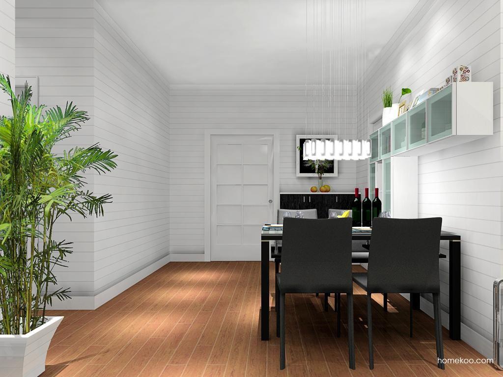 简约主义餐厅家具E9827
