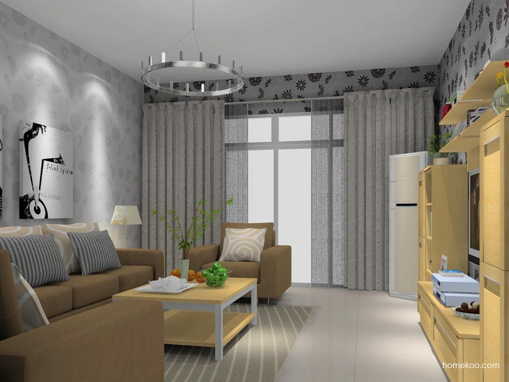 丹麦本色家具D11676