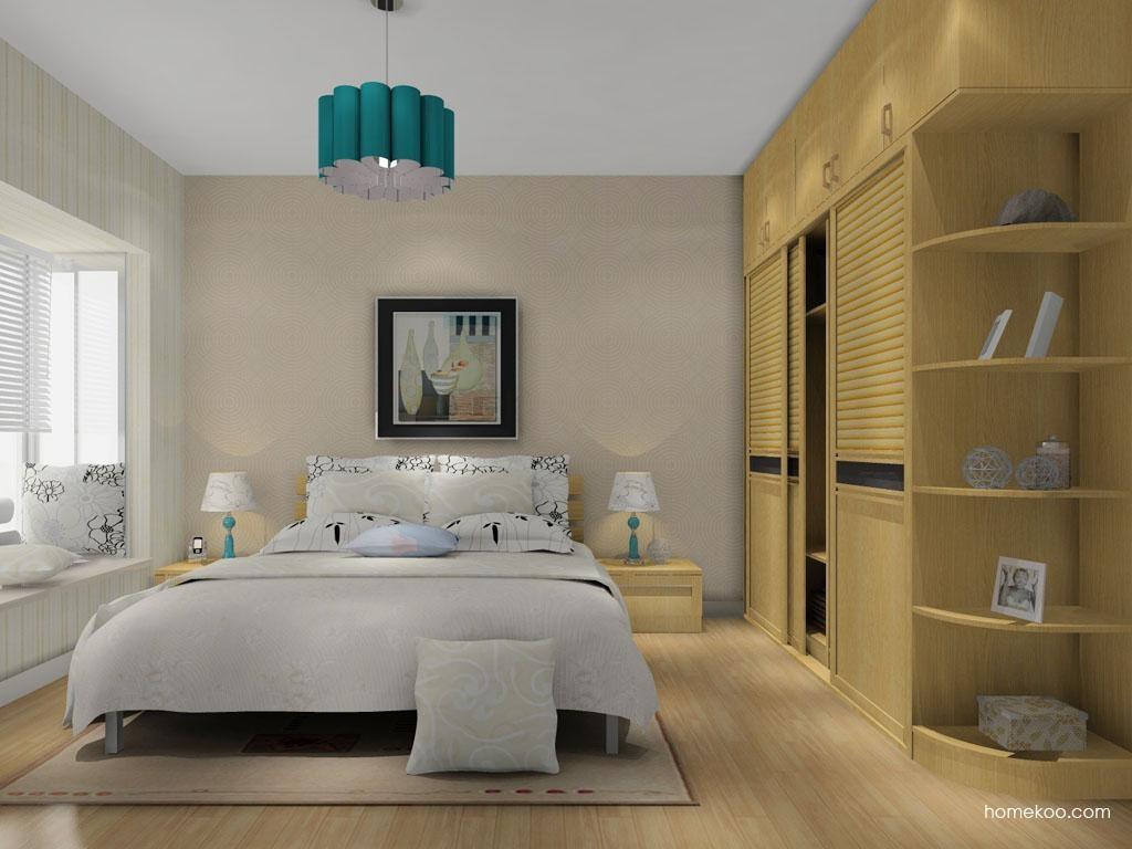 丹麦本色卧房家具A13039