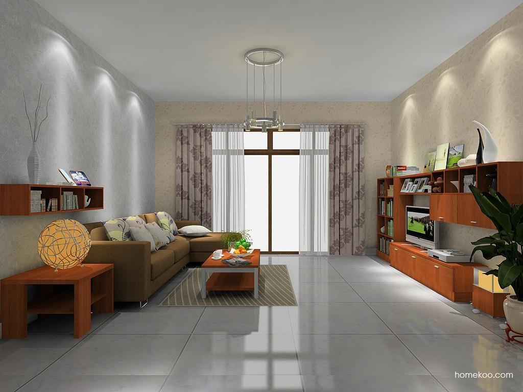 新实用主义客厅家具D11718