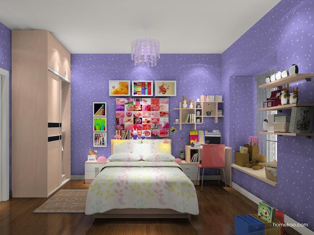 女孩的梦青少年房B11449