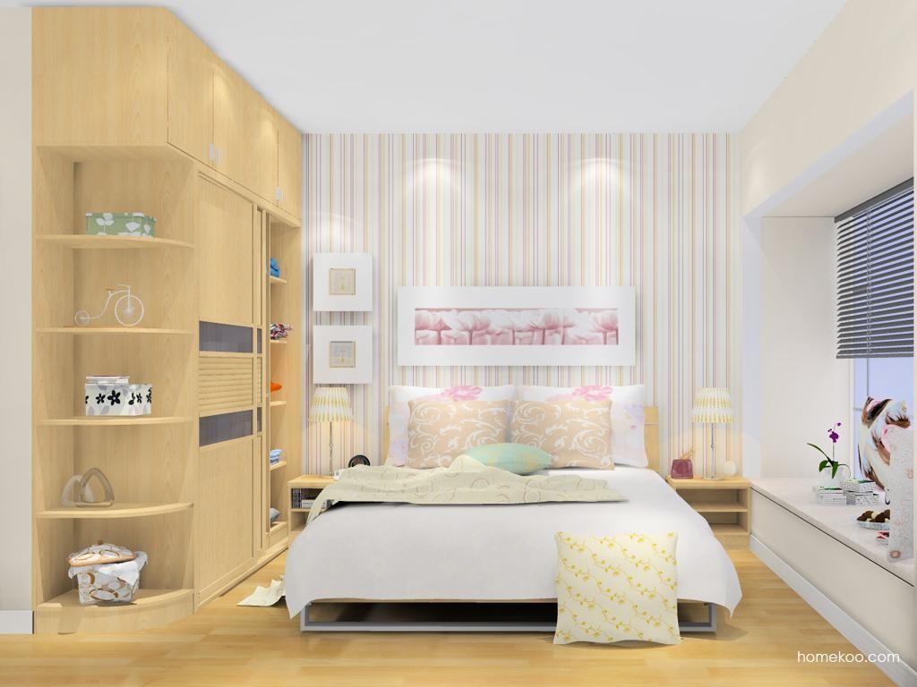 新实用主义卧房家具A13077