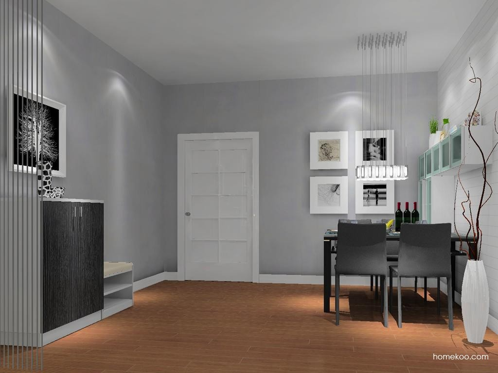 简约主义餐厅家具E9923
