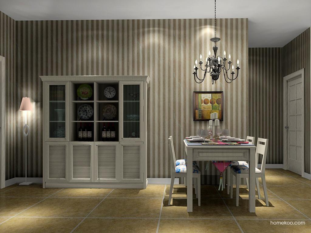 英伦印象餐厅家具E9929
