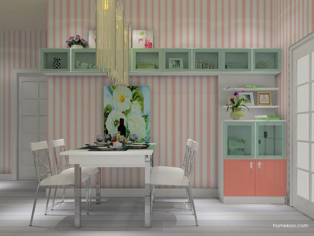 浪漫主义餐厅家具E9951