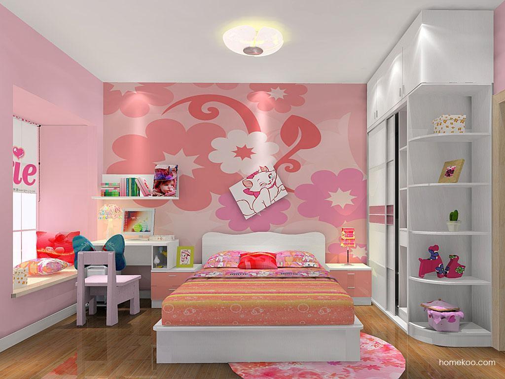 女孩的梦青少年房B11461