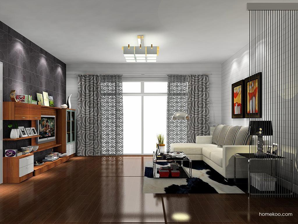 新实用主义客厅家具D11790