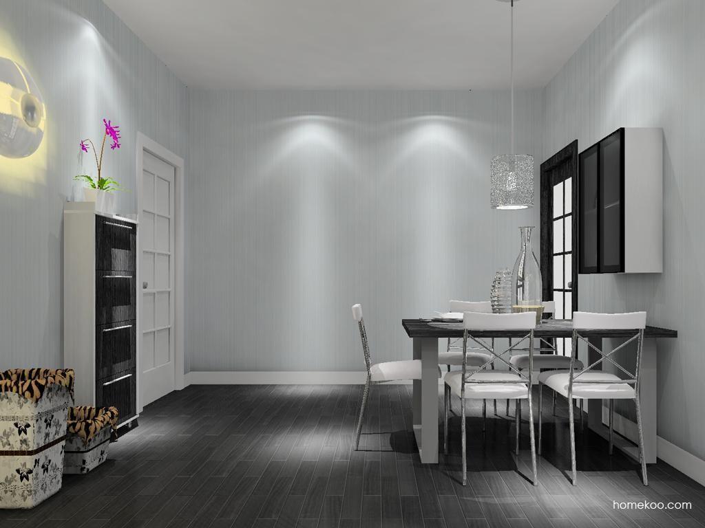 简约主义餐厅家具E9992