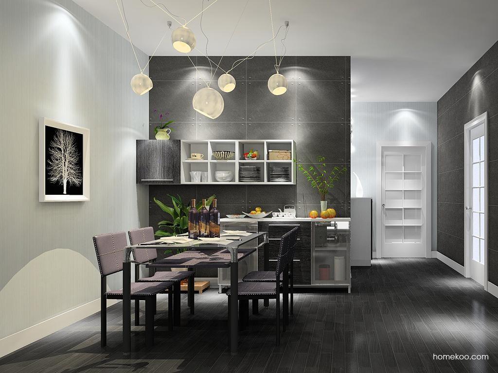 简约主义餐厅家具E9997