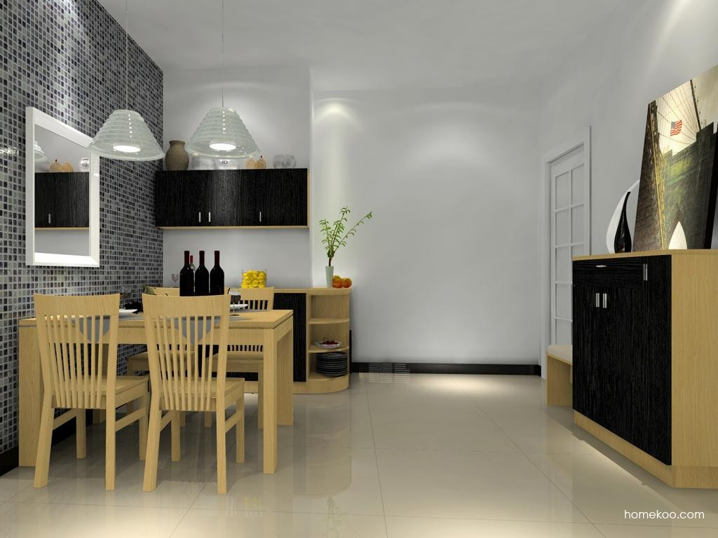 新实用主义餐厅家具E10000