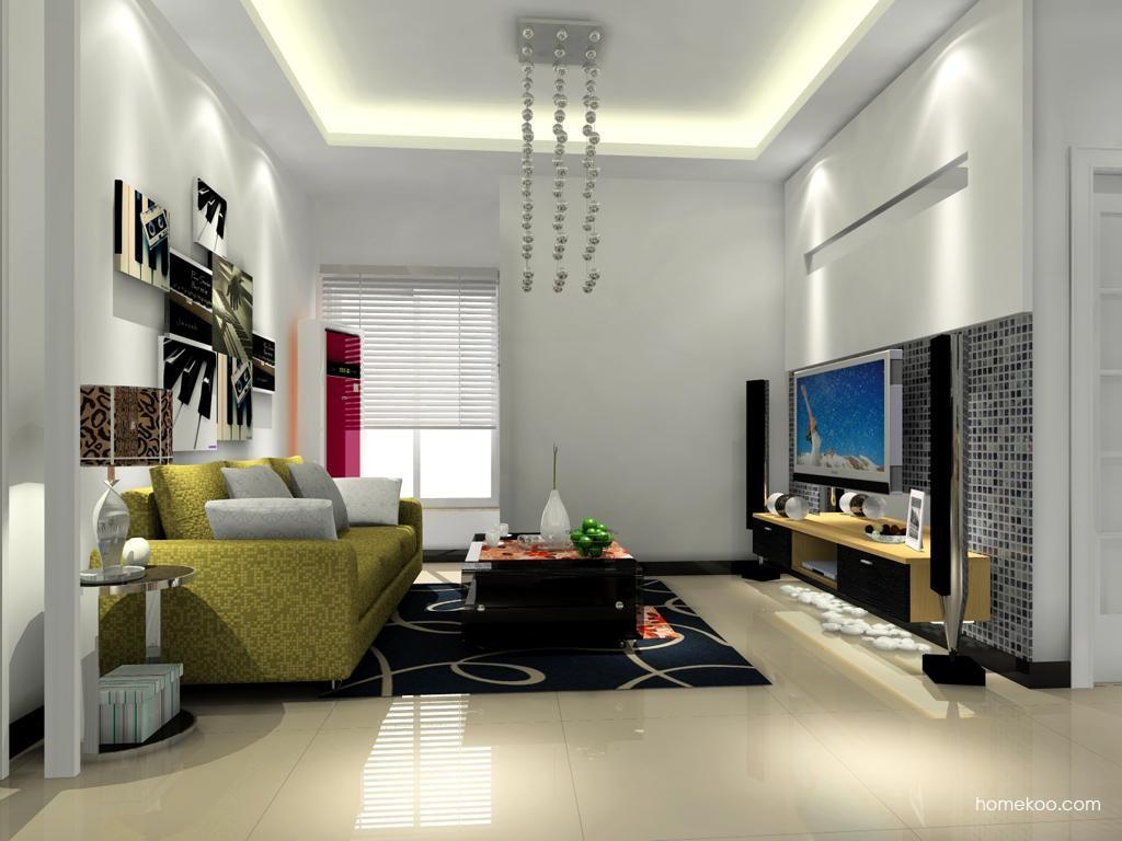 新实用主义客厅家具D11820