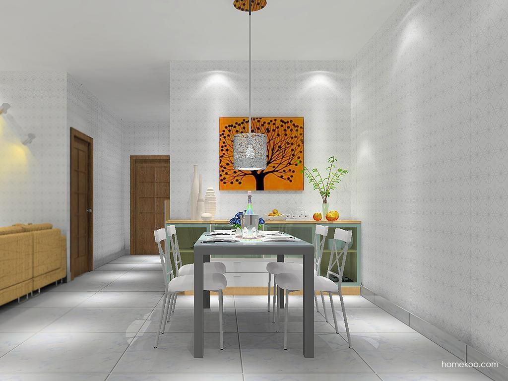 新实用主义餐厅家具E10010