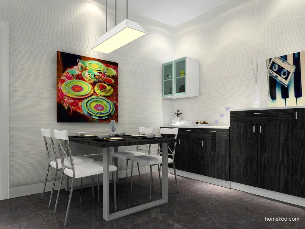 简约主义餐厅家具E10046