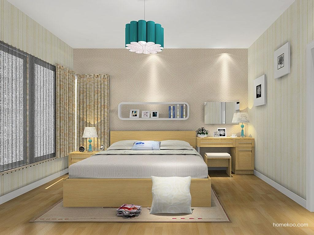 丹麦本色卧房家具A13215