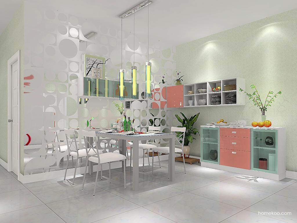 浪漫主义餐厅家具E10055