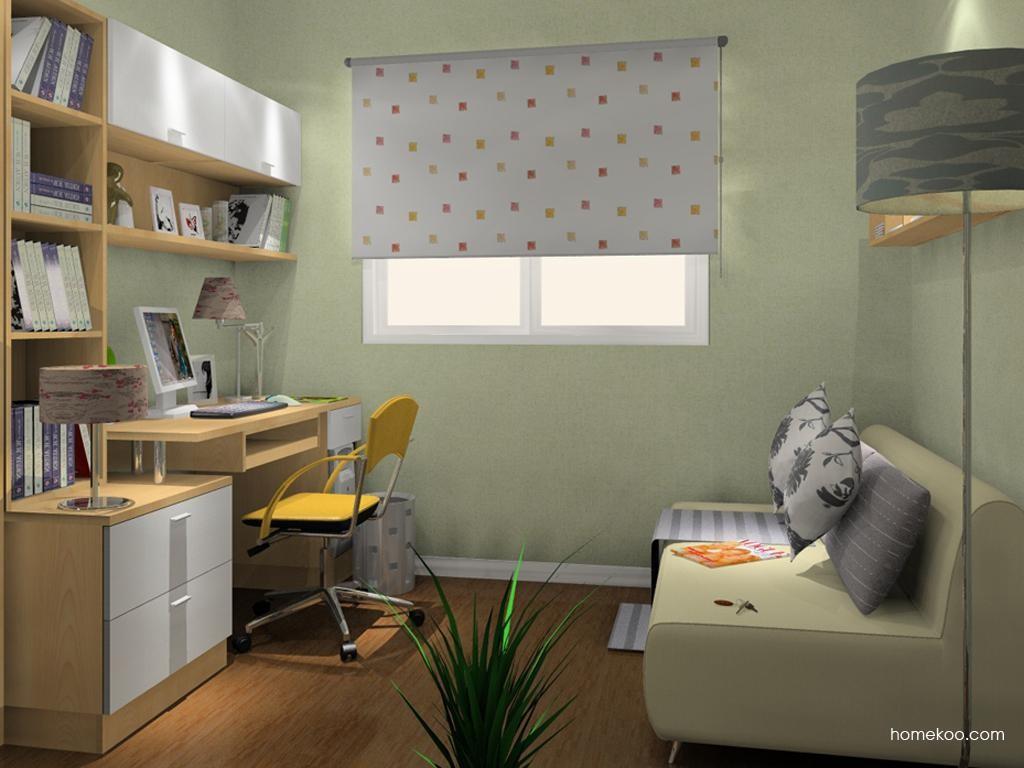 新实用主义书房家具C10844