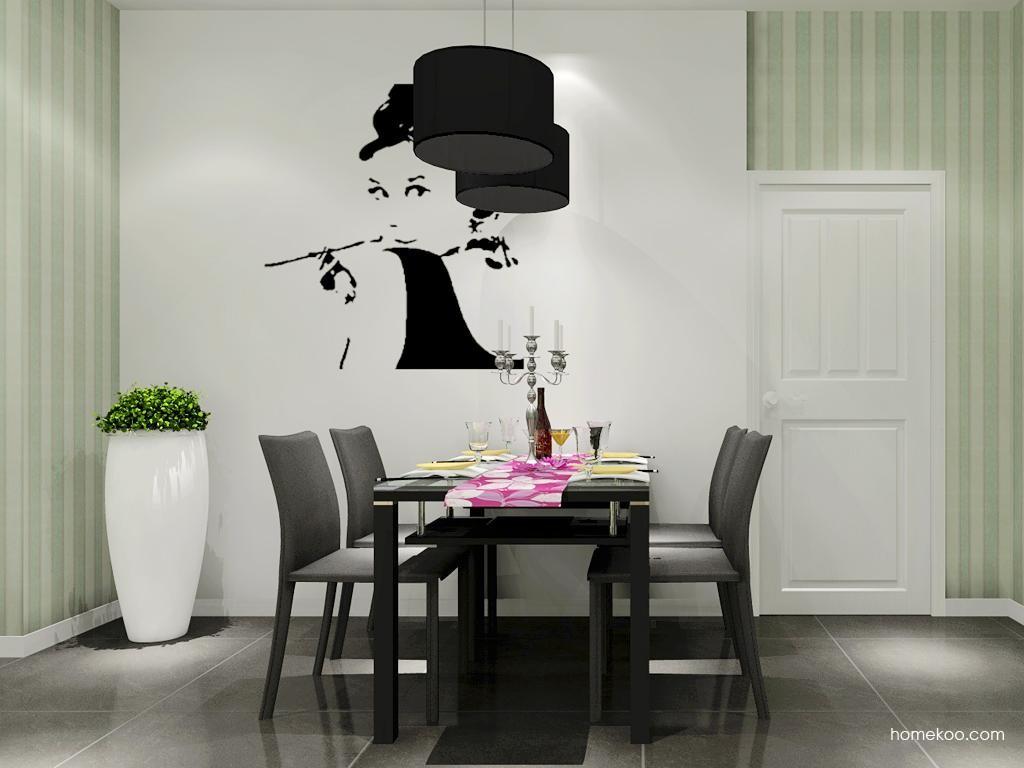 浪漫主义餐厅家具E10090