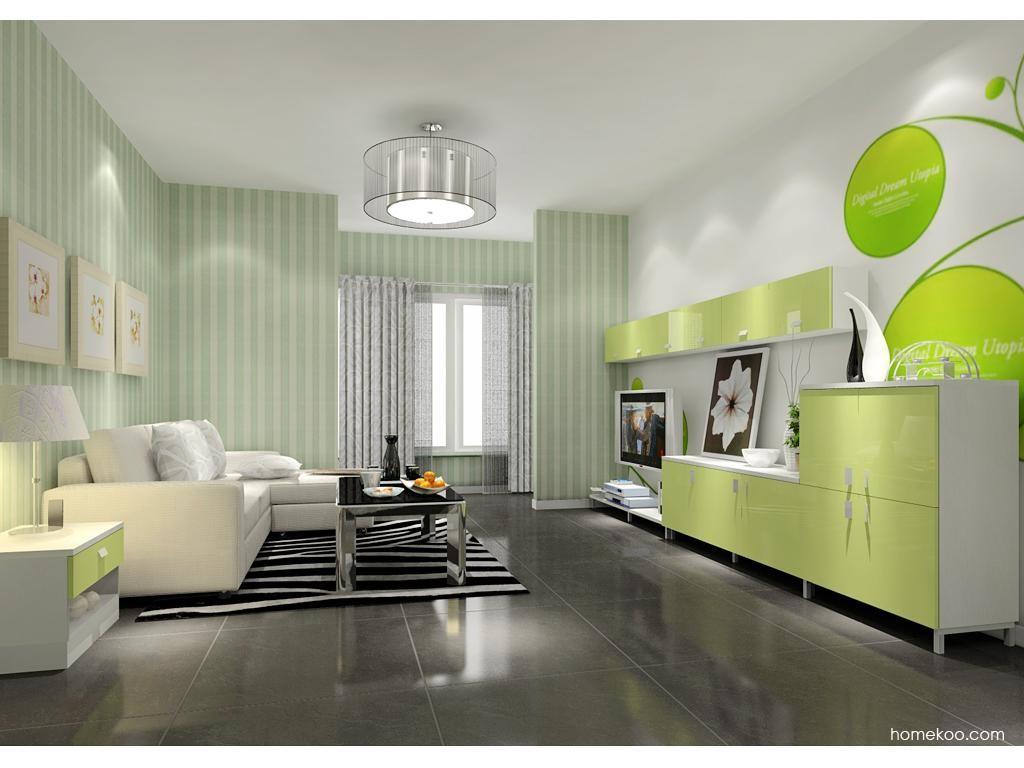 浪漫主义客厅家具D11918