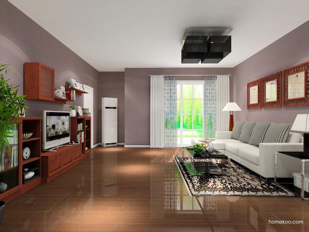 新中式主义客厅家具D11925