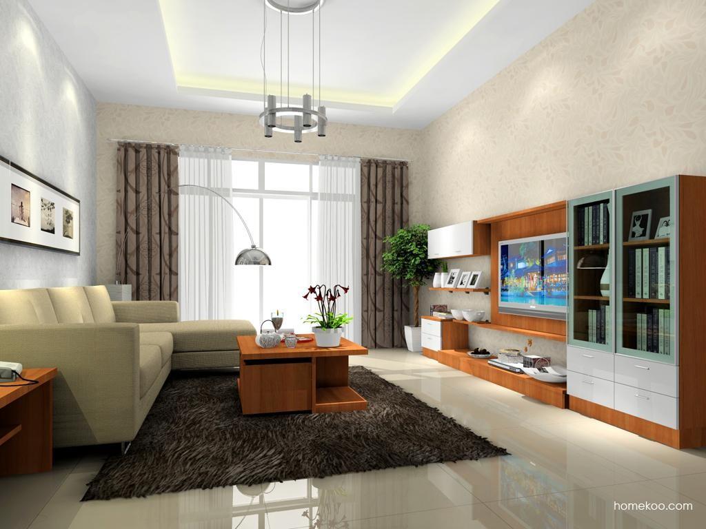新实用主义客厅家具D11928