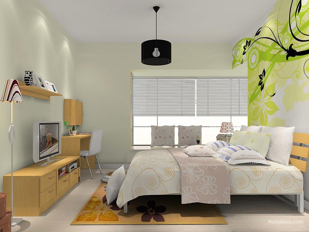 丹麦本色卧房家具A13270