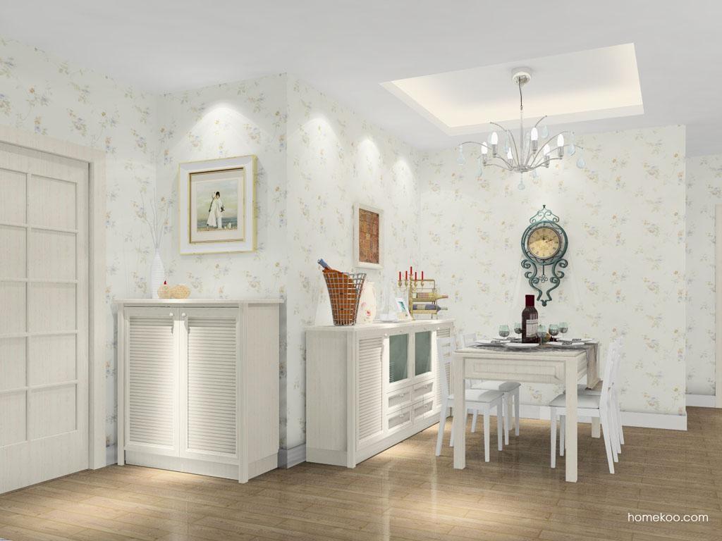 英伦印象餐厅家具E10105