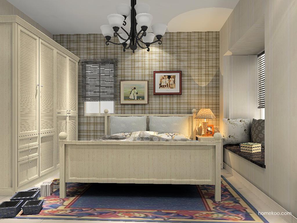 英伦印象卧房家具A13303