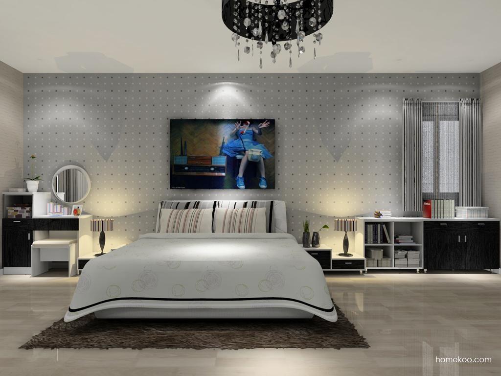 简约主义卧房家具A13318