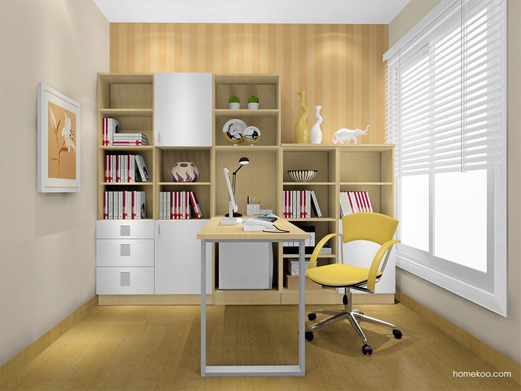 新实用主义书房家具C1401