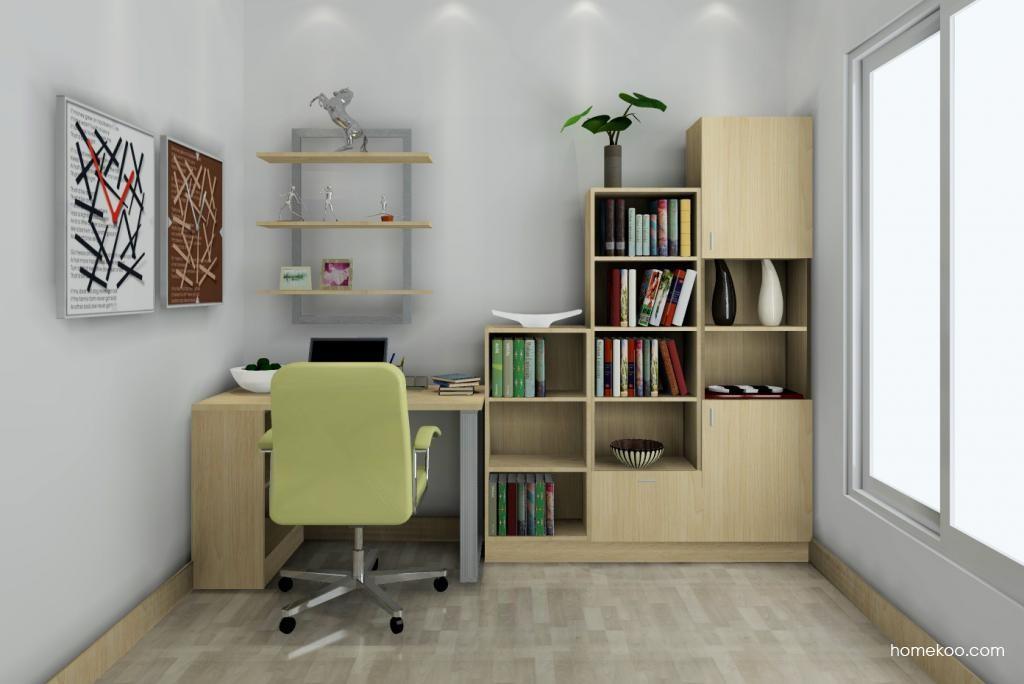 书房家具C1400