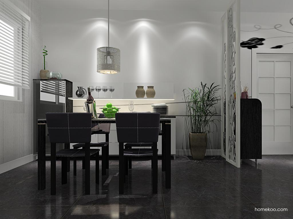 简约主义餐厅家具E10221
