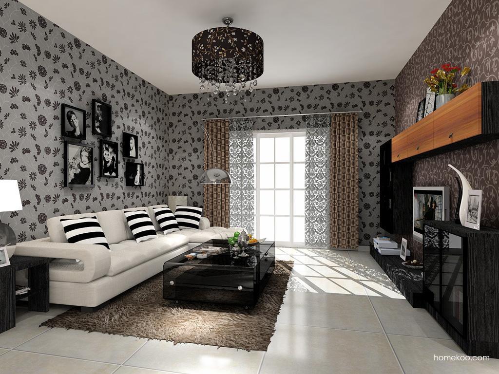 德国森林客厅家具D12089