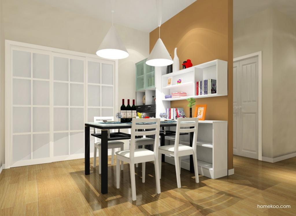 简约主义餐厅家具E10269