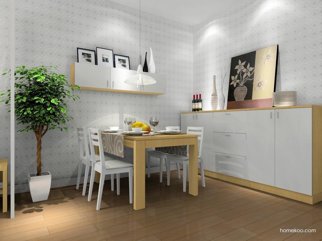 新实用主义餐厅家具E10273