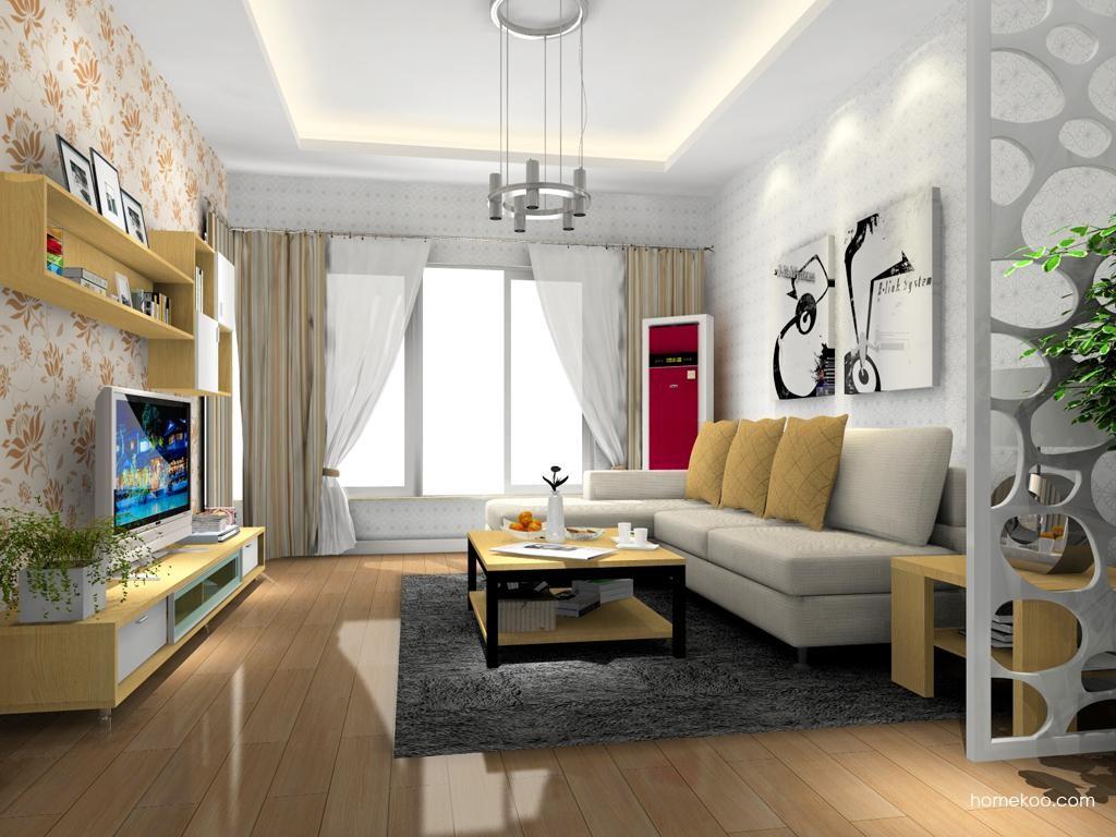 新实用主义客厅家具D12101