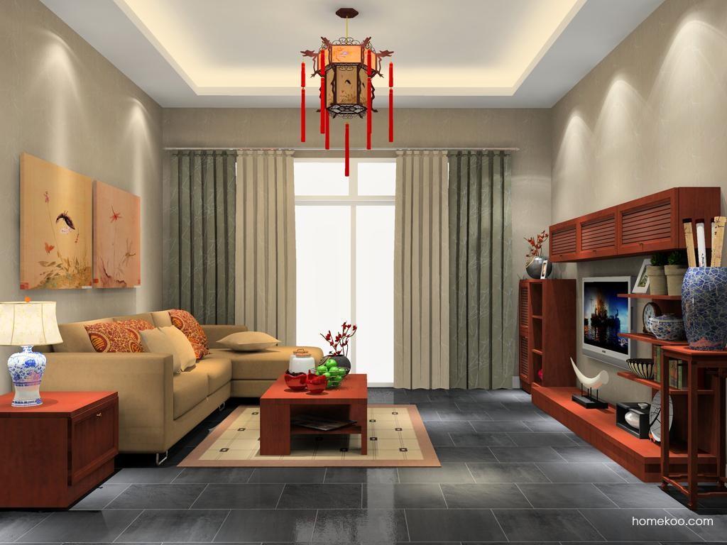 新中式主义客餐厅G13510