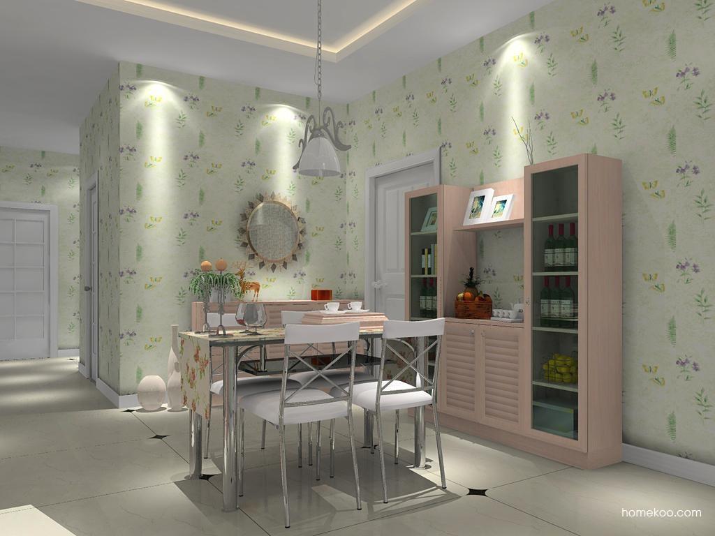 北欧阳光餐厅家具E10293