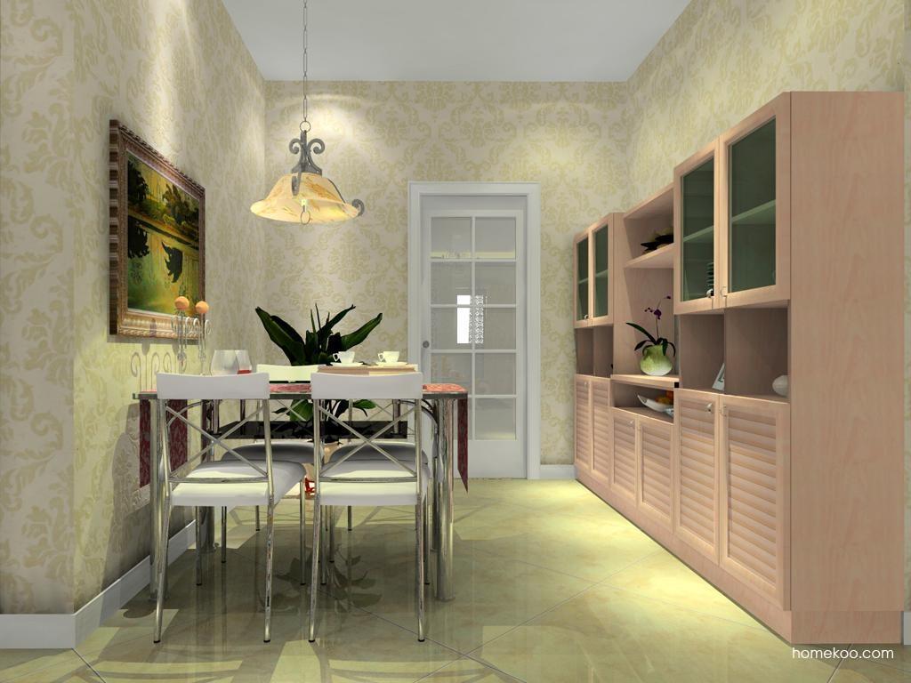 北欧阳光餐厅家具E10297