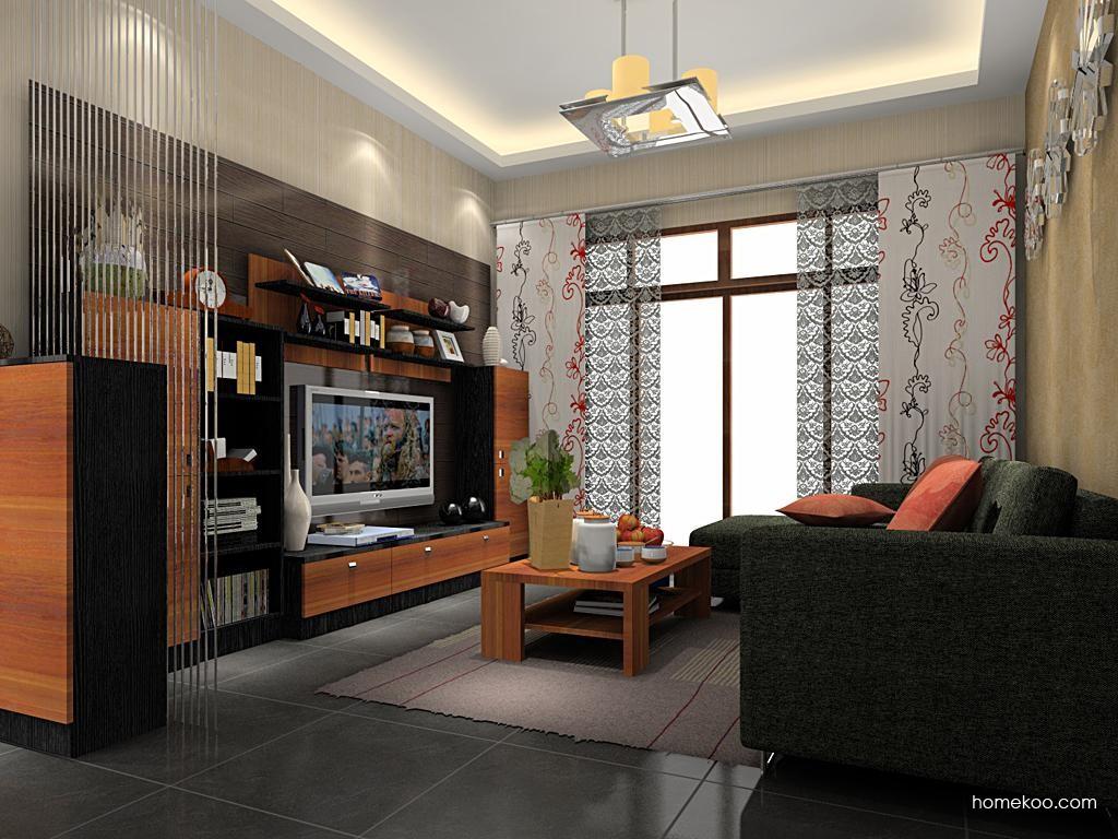 德国森林客厅家具D12129