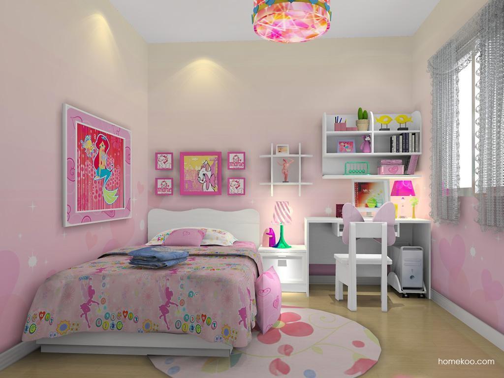 女孩的梦青少年房B11607