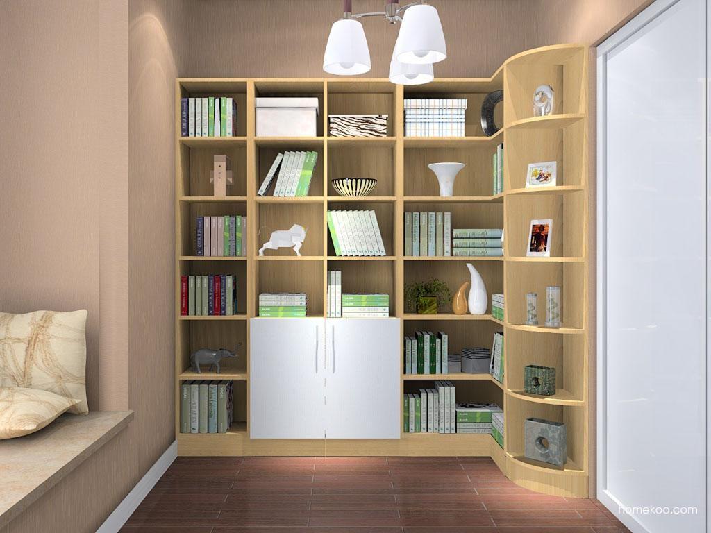 新实用主义书房家具C10986