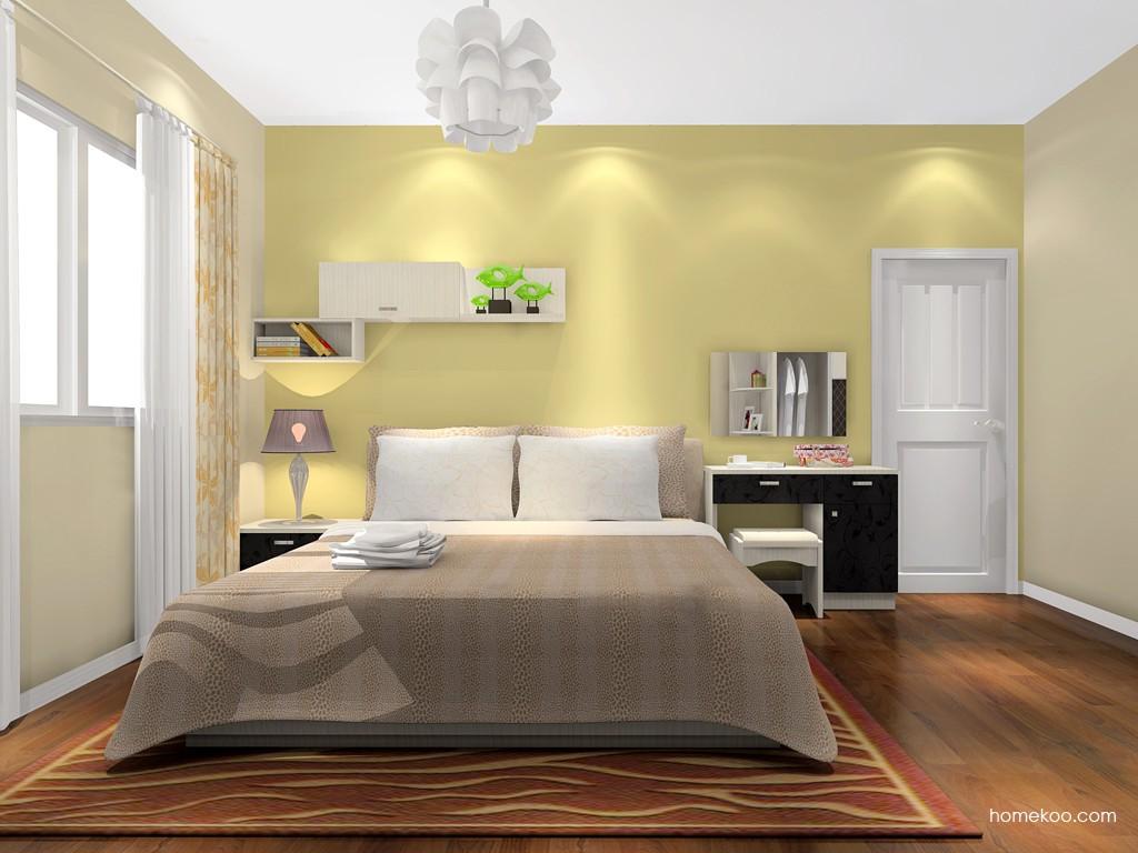 米兰剪影卧房家具A13500