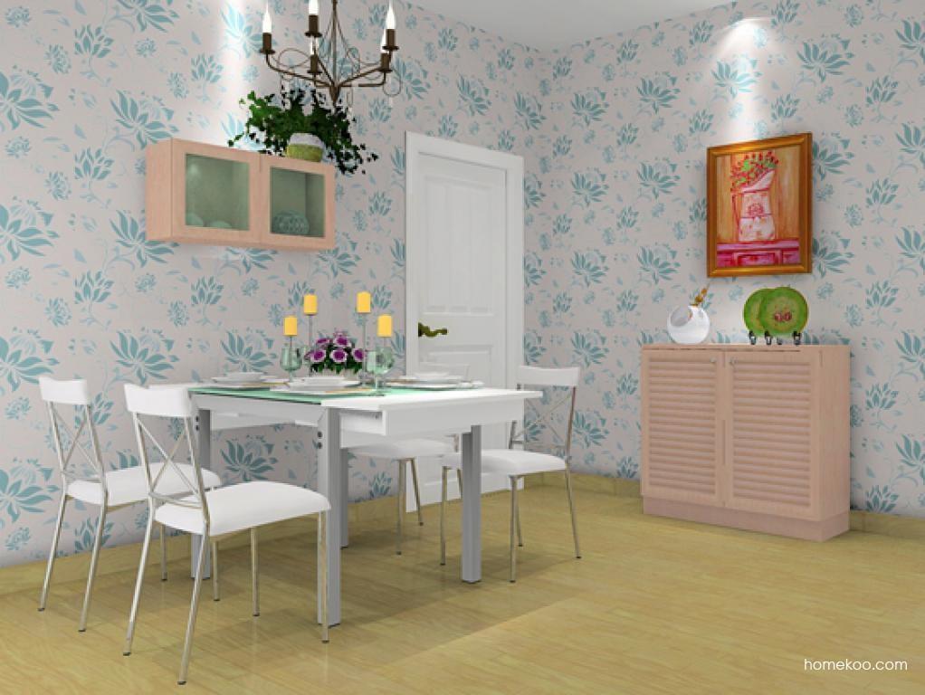 北欧阳光餐厅家具E10345
